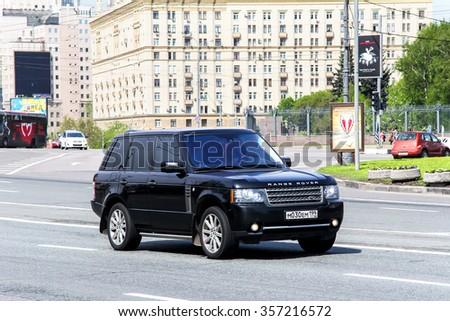 Range Rover Vogue Stock Images RoyaltyFree Images Vectors - Range rover stock