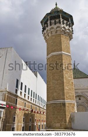 Mosque - stock photo