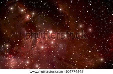 Most Detailed Space Nebula