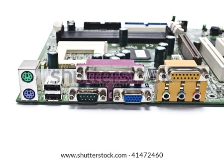 Motherboard interface