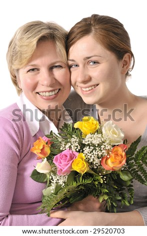 mothers day - stock photo