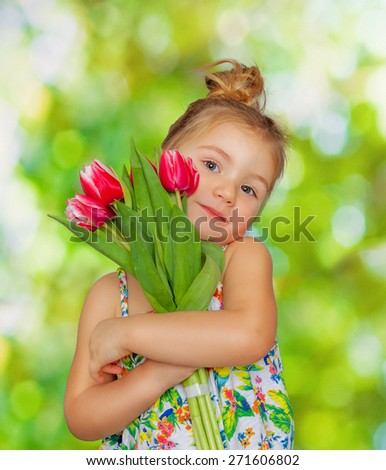 mothers fathers day - stock photo