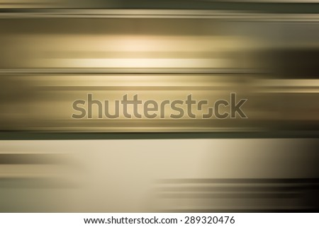 MOTION BLUR - stock photo