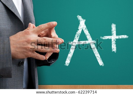 Motivation for students - stock photo