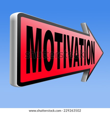 motivation letter for work or study believe in yourself try again and dont quit - stock photo