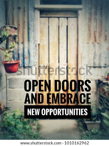 Door Quotes Open Door Quotes Quotes About Close Door Open Your Enchanting Open Door Quotes