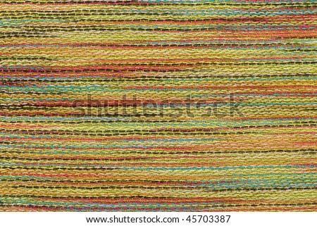 Motley striped background - stock photo