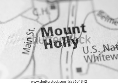 Mount Holly. North Carolina. USA