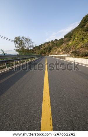 Mountain Highway background