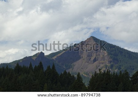 Mountain In Washington