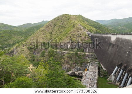 Mountains and Dams