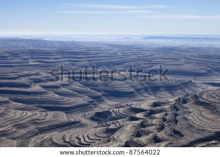 Mountains in the Richtersveld National Park, Namibia