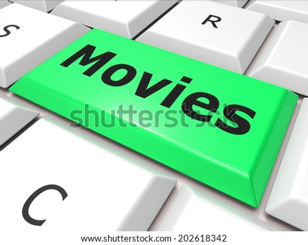 Movies Online Representing World Wide Web And Motion Picture