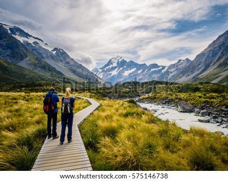 Mt cook march 12 2016 travelers go stock photo edit now 575146738 mtok march 12 2016 travelers go into mount cook in new publicscrutiny Image collections