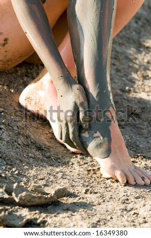 Mud source/ spa foot