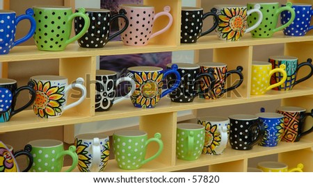 Mug Shot - stock photo