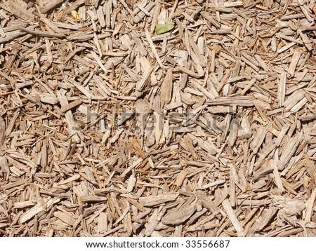 Mulch - stock photo
