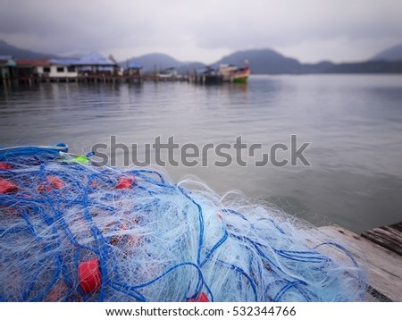 Gill net stock images royalty free images vectors for Gill net fishing