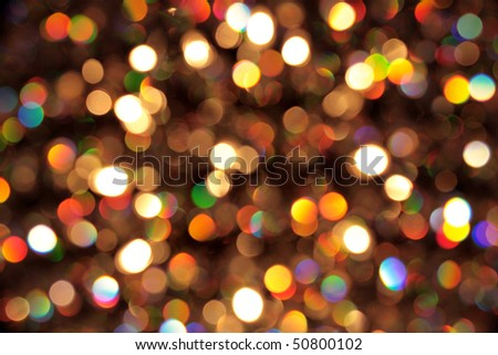 Multi-coloured spotty background for design - stock photo