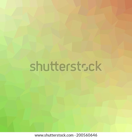 Multicolor abstract mosaic background - jpeg version - stock photo