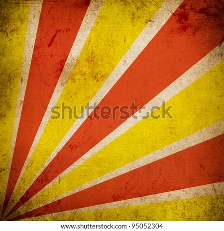 Multicolor grunge background - stock photo