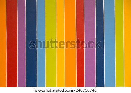 Multicolor vetical as texture background - stock photo