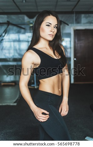 Asian muscle girl spice sex movie