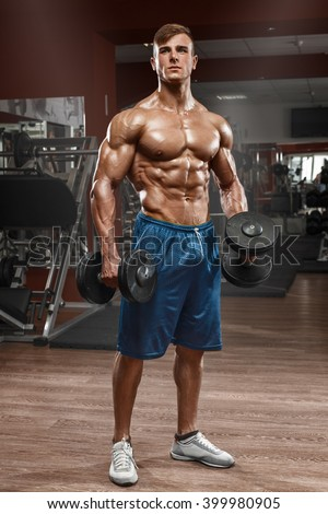 Muscle male pics