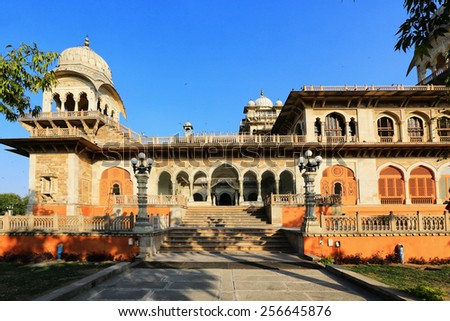 Museum, New Delhi, India. - stock photo