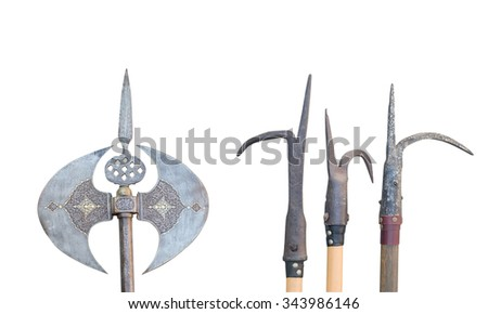 museum objects - stock photo