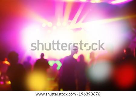 Music Concert - stock photo