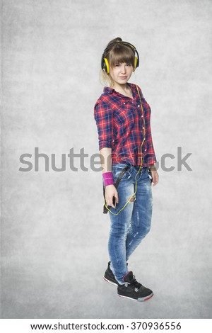 Adorable Boy Covered Paint Splatter On Stock Photo 1485628 ...