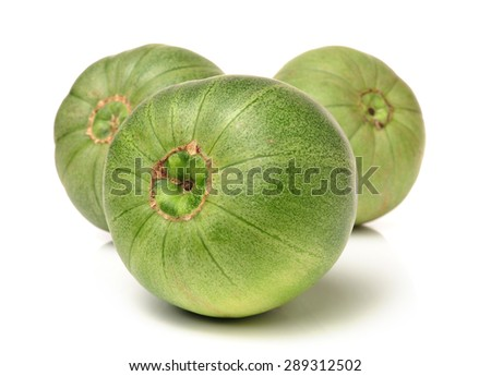 Muskmelons (or Mush melons)