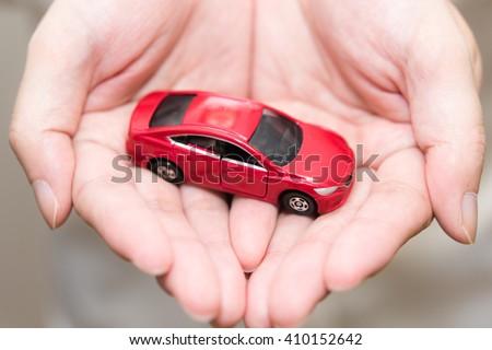 my car - stock photo