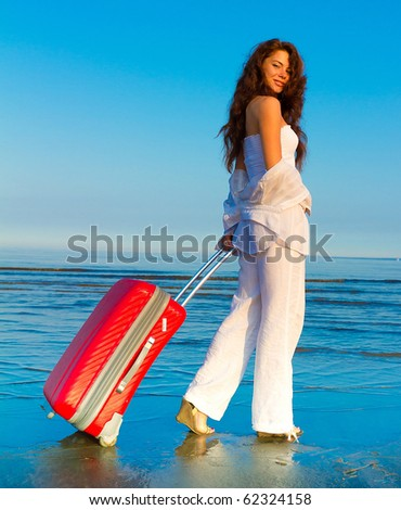My Final Destination - stock photo