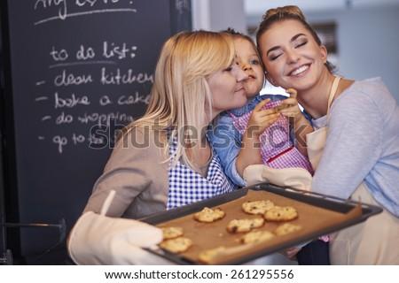 My girls! I love them so much! - stock photo