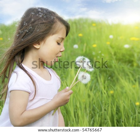My summer dream - stock photo