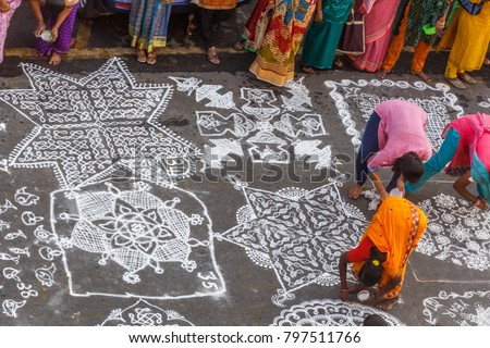 indian rice art stock images royaltyfree images
