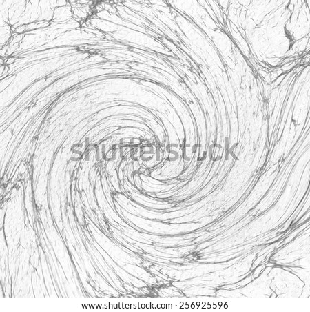 Mystical abstract whirlpool background - stock photo
