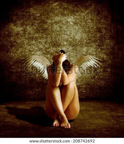 Angel fallen back in town 9