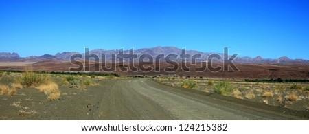 Namibia - stock photo
