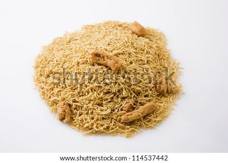 Namkeen, Indian Snack - stock photo