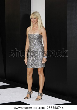 "Naomi Watts at the Los Angeles Premiere of ""Salt"" held at the Grauman's Chinese Theater in Los Angeles, California, United States on July 19, 2010.  - stock photo"