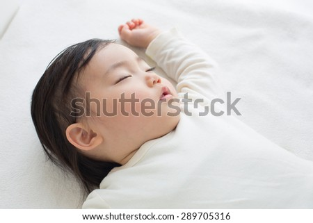 nap time - stock photo