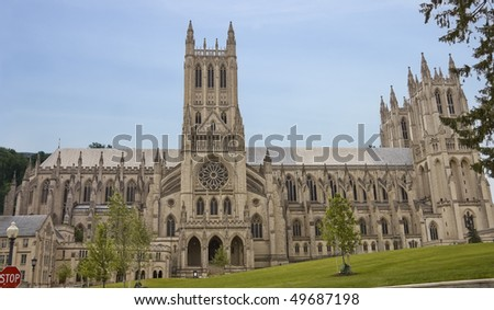 National Cathedral of Washington DC