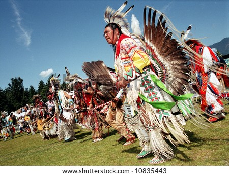 Native Indian Pow Wow