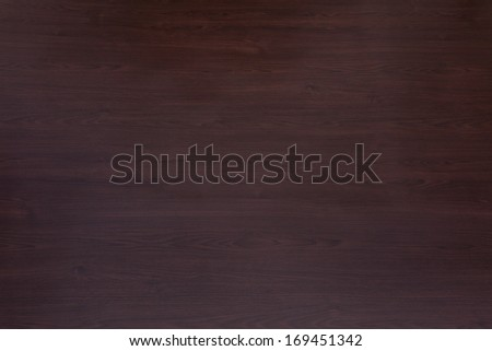 Natural brown chocolate tree wood seamless background texture, top view