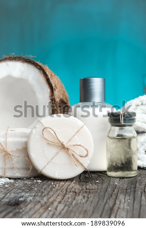 Natural Cosmetics.Spa