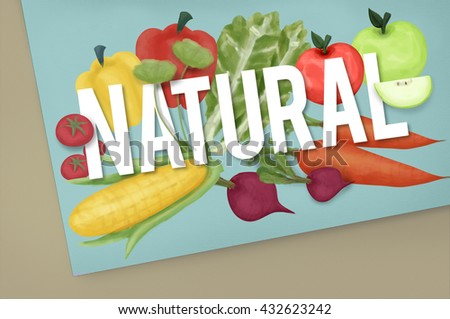 Natural Environmental Conservation Plants Nature Concept - stock photo