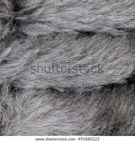 natural ginger fur texture closeup. Useful for background